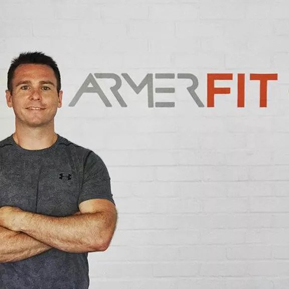 Tom Armer of Armer Fit